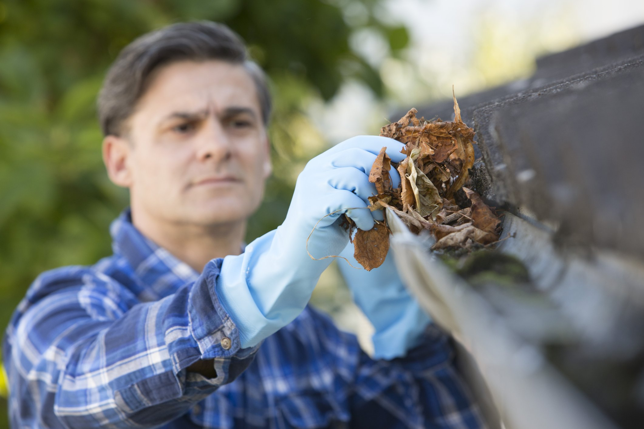 Gutters 101: Cleaning and Maintaining Them